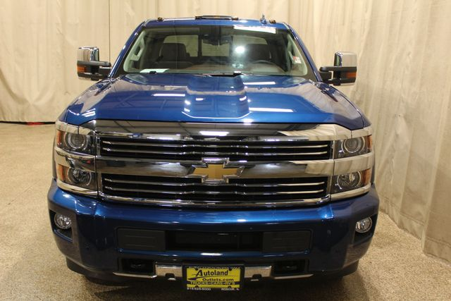 2016 Chevrolet Silverado 3500HD High Country Roscoe, Illinois 9