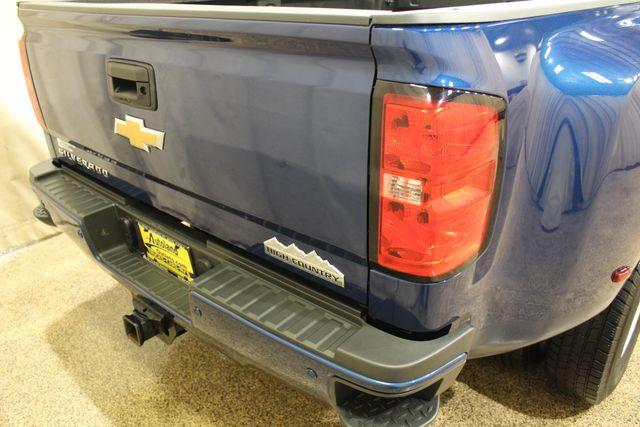 2016 Chevrolet Silverado 3500HD High Country Roscoe, Illinois 4
