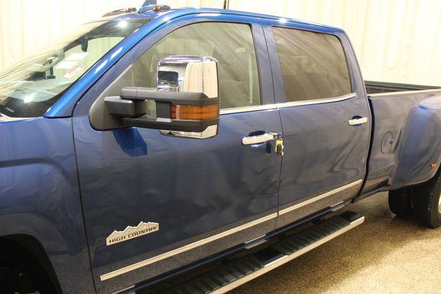 2016 Chevrolet Silverado 3500HD High Country Roscoe, Illinois 7