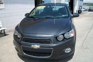 2016 Chevrolet Sonic LTZ Bentleyville, Pennsylvania 42