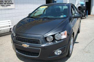 2016 Chevrolet Sonic LTZ Bentleyville, Pennsylvania 19