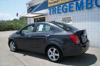 2016 Chevrolet Sonic LTZ Bentleyville, Pennsylvania 16