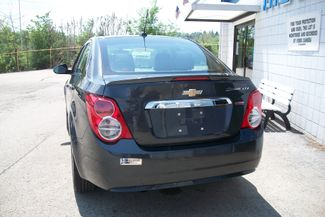 2016 Chevrolet Sonic LTZ Bentleyville, Pennsylvania 28