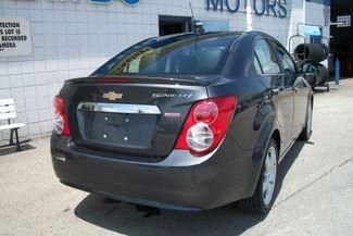 2016 Chevrolet Sonic LTZ Bentleyville, Pennsylvania 40