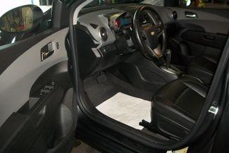 2016 Chevrolet Sonic LTZ Bentleyville, Pennsylvania 3