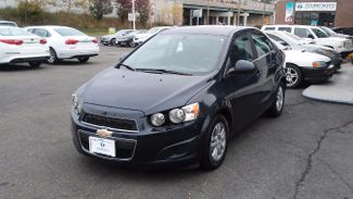 2016 Chevrolet Sonic LT East Haven, CT