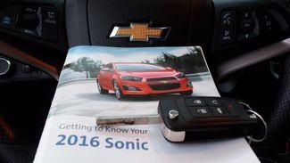 2016 Chevrolet Sonic LT East Haven, CT 34