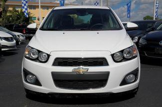 2016 Chevrolet Sonic LTZ Hialeah, Florida 1