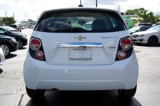 2016 Chevrolet Sonic LTZ Hialeah, Florida 26