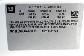 2016 Chevrolet Sonic LTZ Hialeah, Florida 40