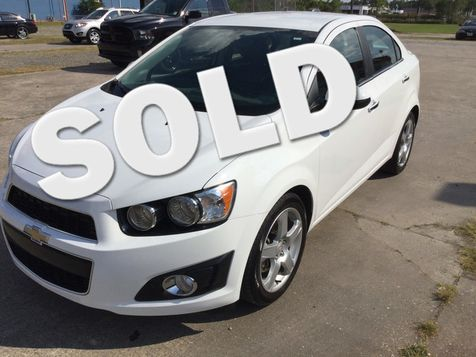 2016 Chevrolet Sonic LTZ in Lake Charles, Louisiana