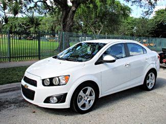 2016 Chevrolet Sonic LTZ Miami, Florida