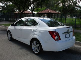 2016 Chevrolet Sonic LTZ Miami, Florida 2