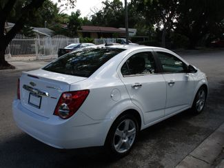 2016 Chevrolet Sonic LTZ Miami, Florida 4