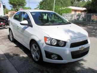 2016 Chevrolet Sonic LTZ Miami, Florida 5