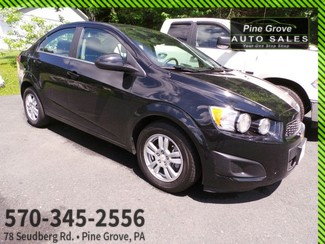 2016 Chevrolet Sonic in Pine Grove PA
