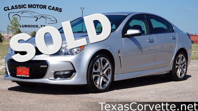 2016 Chevrolet SS  | Lubbock, Texas | Classic Motor Cars