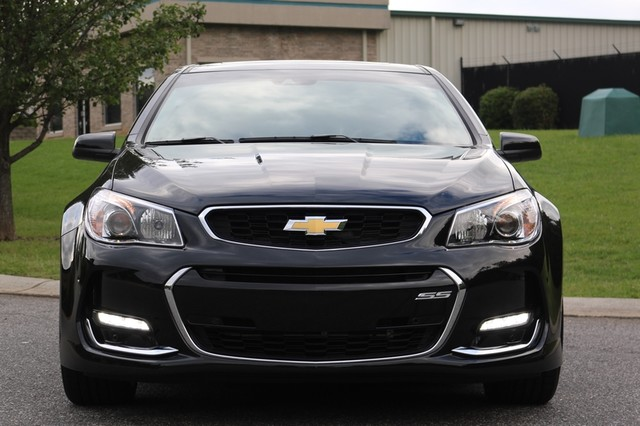 2016 Chevrolet SS Sedan Mooresville, North Carolina 1