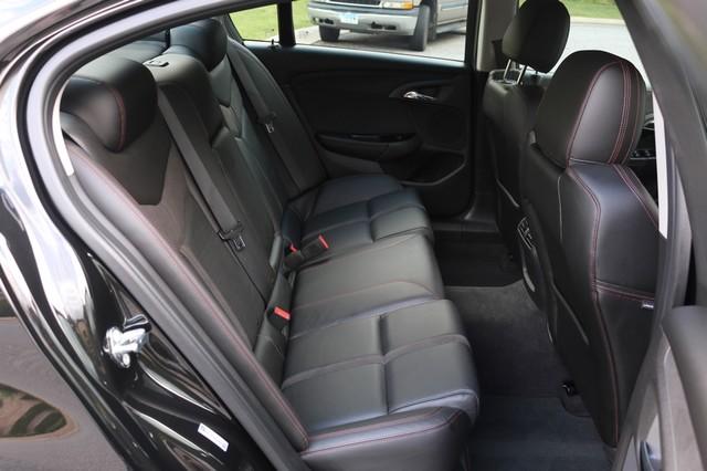 2016 Chevrolet SS Sedan Mooresville, North Carolina 22