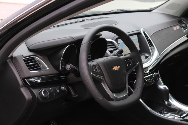 2016 Chevrolet SS Sedan Mooresville, North Carolina 8