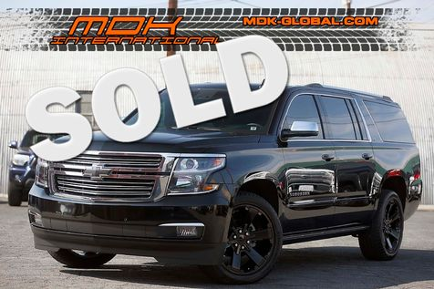 2016 Chevrolet Suburban LTZ - Navigation - DVD - Running boards in Los Angeles