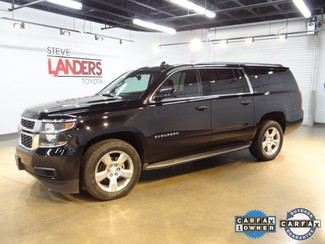 2016 Chevrolet Suburban LT 4WD Little Rock, Arkansas 2