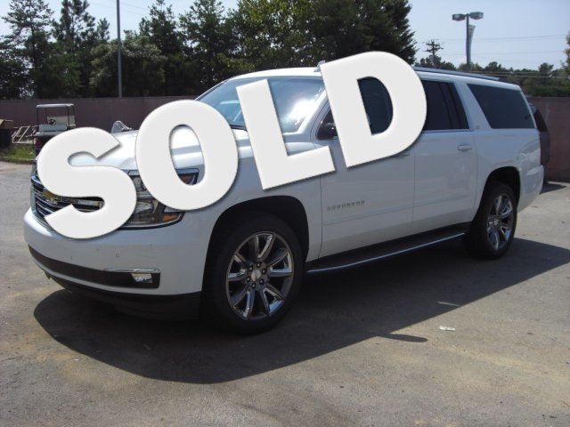 2016 Chevrolet Suburban LTZ BEAUTIFUL NEW VEHICLEKeyless Start Bluetooth Connection VIN 1GNSCJK