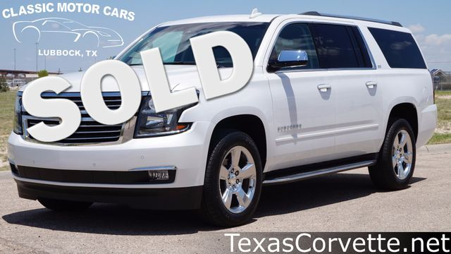 2016 Chevrolet Suburban LTZ | Lubbock, Texas | Classic Motor Cars