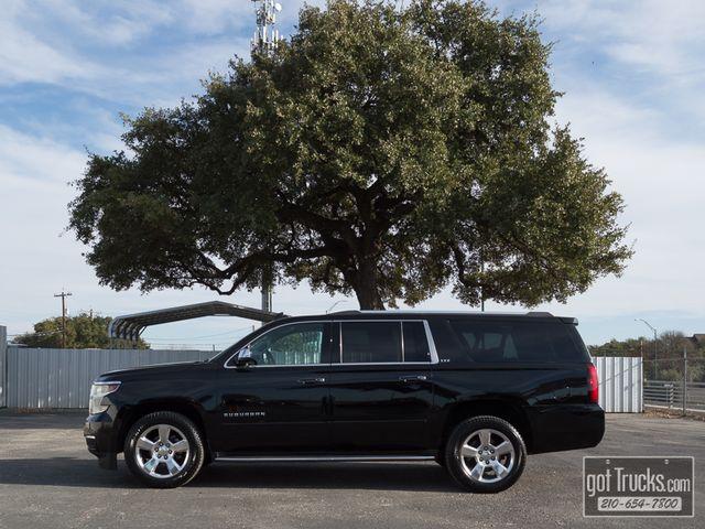 2016 Chevrolet Suburban LTZ 5.3L V8 | American Auto Brokers San Antonio, TX in San Antonio Texas