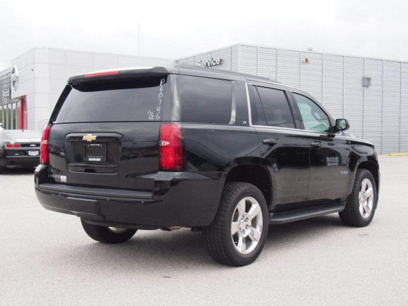 2016 Chevrolet Tahoe LT  city Arkansas  Wood Motor Company  in , Arkansas