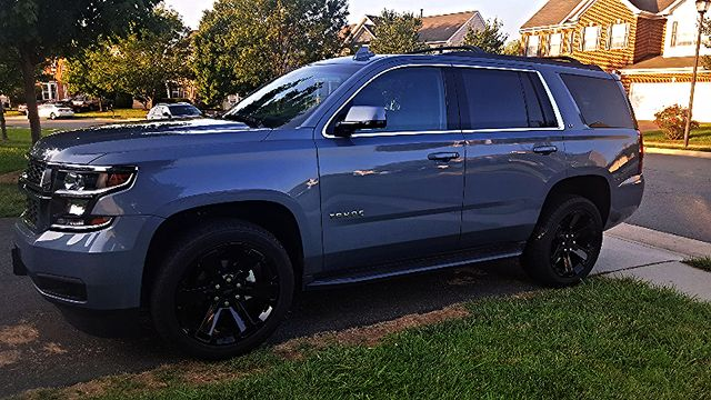 2016 Chevrolet Tahoe LT Leesburg, Virginia 1