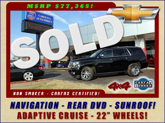 2016 Chevrolet Tahoe LTZ 4X4 - LOADED OUT - $77,365 MSRP! Mooresville , NC
