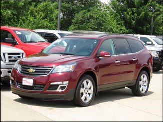 2016 Chevrolet Traverse in Des Moines Iowa