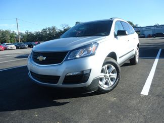 2016 Chevrolet Traverse LS SEFFNER, Florida 4