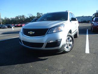2016 Chevrolet Traverse LS SEFFNER, Florida 5