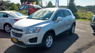 2016 Chevrolet Trax LT in Derby, Vermont