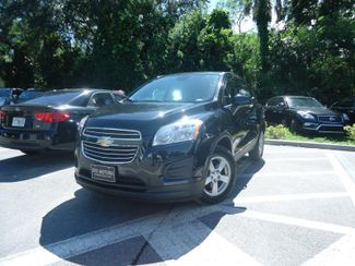 2016 Chevrolet Trax LS SEFFNER, Florida 4