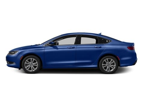 2016 Chrysler 200 Limited in Akron, OH