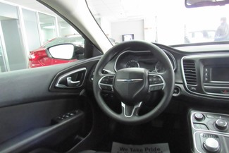 2016 Chrysler 200 Limited W/ BACK UP CAM Chicago, Illinois 17