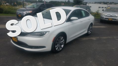 2016 Chrysler 200 S in Derby, Vermont