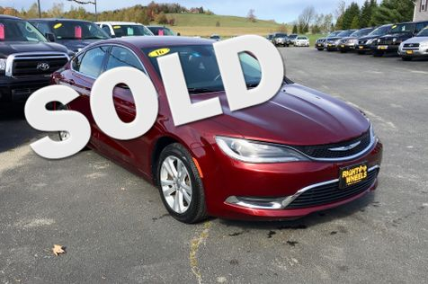 2016 Chrysler 200 Limited in Derby, Vermont