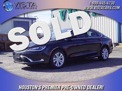 2016 Chrysler 200 Limited in Houston, Texas