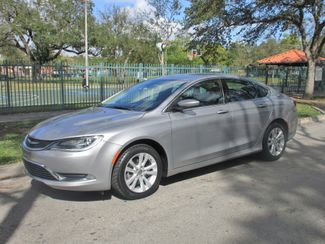 2016 Chrysler 200 Limited Miami, Florida