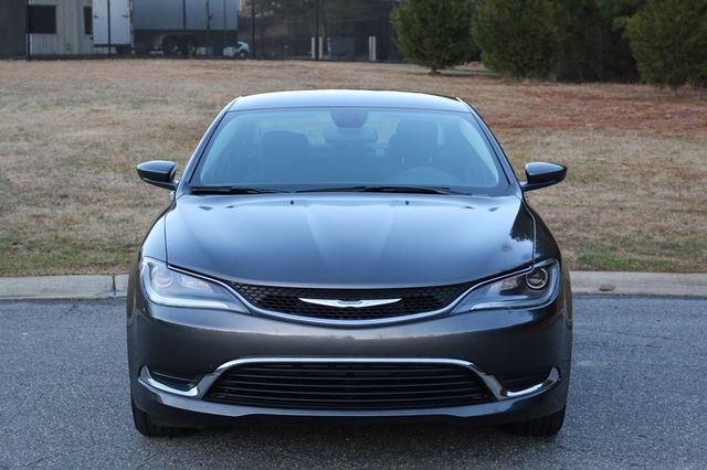 2016 Chrysler 200 Limited Mooresville, North Carolina 1