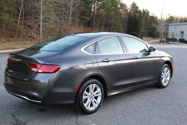 2016 Chrysler 200 Limited Mooresville, North Carolina 5