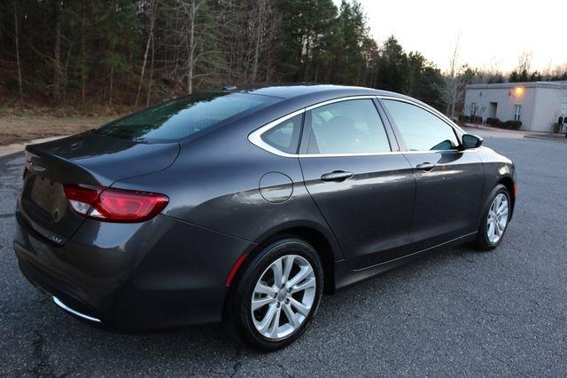 2016 Chrysler 200 Limited Mooresville, North Carolina 59