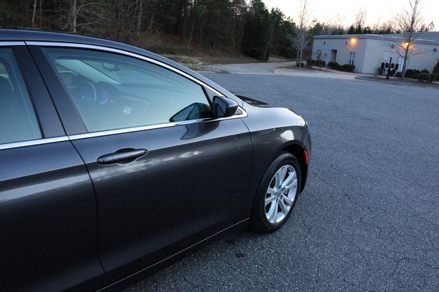 2016 Chrysler 200 Limited Mooresville, North Carolina 61