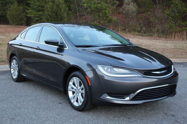 2016 Chrysler 200 Limited Mooresville, North Carolina 62