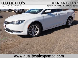2016 Chrysler 200 Limited Pampa, Texas