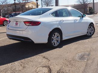 2016 Chrysler 200 Limited Pampa, Texas 1